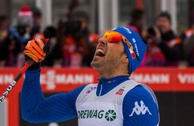 Federico Pellegrino renoue avec la victoire