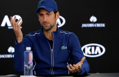 Novak Djokovic n'est « pas guéri à 100 % »