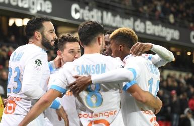 Marseille défait sa bête noire
