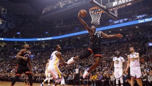 Warriors 127 - Raptors 125