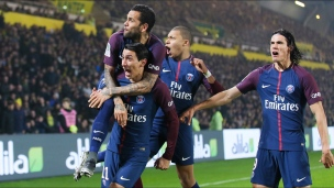 Paris Saint-Germain 1 - FC Nantes 0