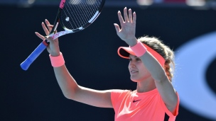 Direction 2e tour pour Eugenie Bouchard