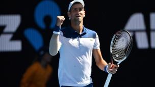 Djokovic gagne à son retour à la compétition