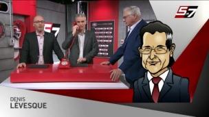 Denis Lévesque et Équipe Canada