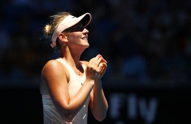 Australie : une joueuse de 15 ans au 3e tour
