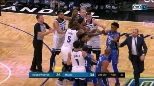 Timberwolves 102 - Magic 108