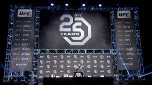 Compte à rebours - UFC 220
