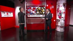 L'adversaire : Canadiens-Bruins