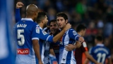 Les joueurs de l'Espanyol