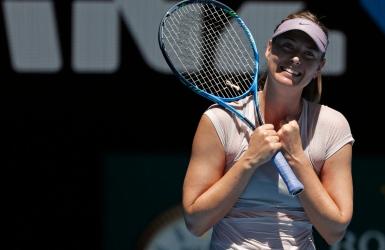 Sharapova obtient sa revanche à Melbourne