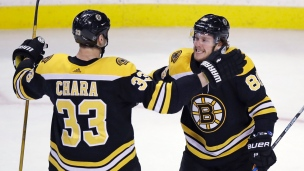 Canadiens 1 - Bruins 4