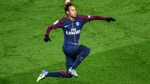 PSG 8 - Dijon FCO 0