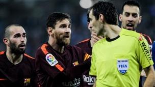 Espanyol 1 - FC Barcelone 0