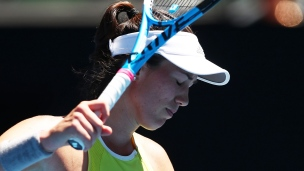 Muguruza surprise au 2e tour