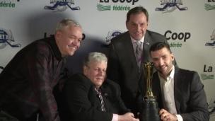 Un trophée au nom de Patrice Bergeron