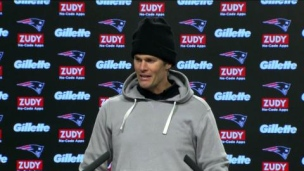 Tom Brady reste muet