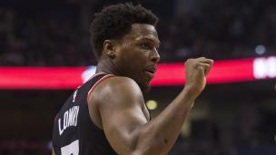 Spurs 83 - Raptors 86