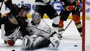 Kings 1 - Ducks 2