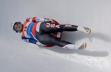 Luge : Britcher s'impose à Lillehammer