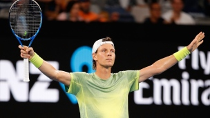 Berdych cause une petite surprise