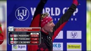 Ted-Jan Bloemen termine 3e au 5 000m