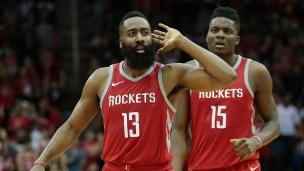 Warriors 108 - Rockets 116