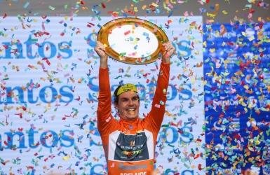 Daryl Impey couronné au Tour Down Under
