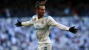 Bale avec une frappe parfaite!