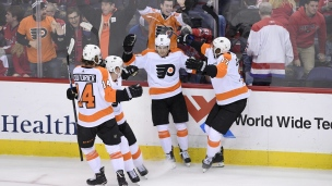 Flyers 2 - Capitals 1 (Prol.)