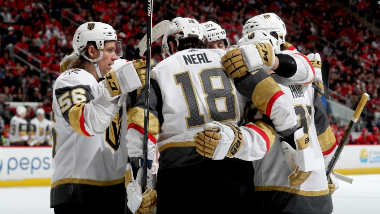 Les Golden Knights de Vegas