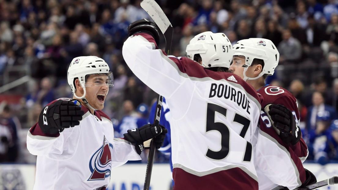 Andrighetto maintient Colorado en vie, Minnesota éliminé — NHL