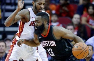 NBA : les Rockets reviennent de l'arrière