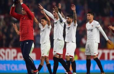 Séville avance aux dépens de l'Atlético Madrid