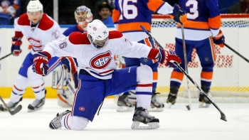 En son et images : Canadiens-Islanders