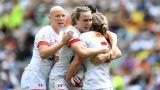 L'équipe canadienne féminine de rugby à 7