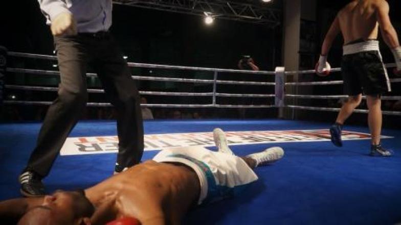 Boxe : Journeyman, boxeur de sous-carte (2e partie)