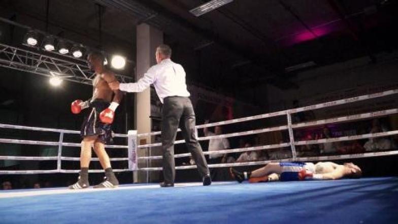 Boxe : Journeyman, boxeur de sous-carte (3e partie)
