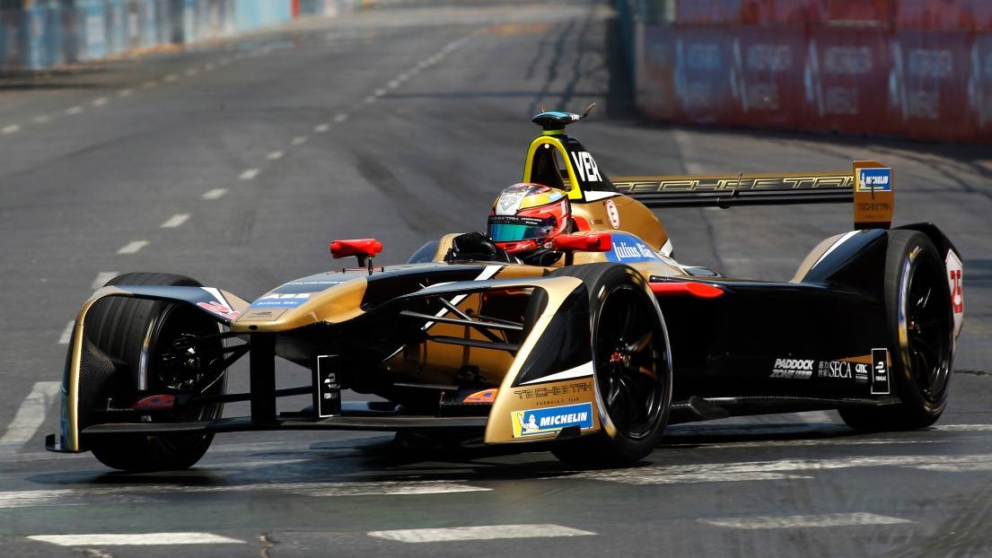 jean ric vergne vainqueur santiago au chili et nouveau leader du championnat de formule e. Black Bedroom Furniture Sets. Home Design Ideas