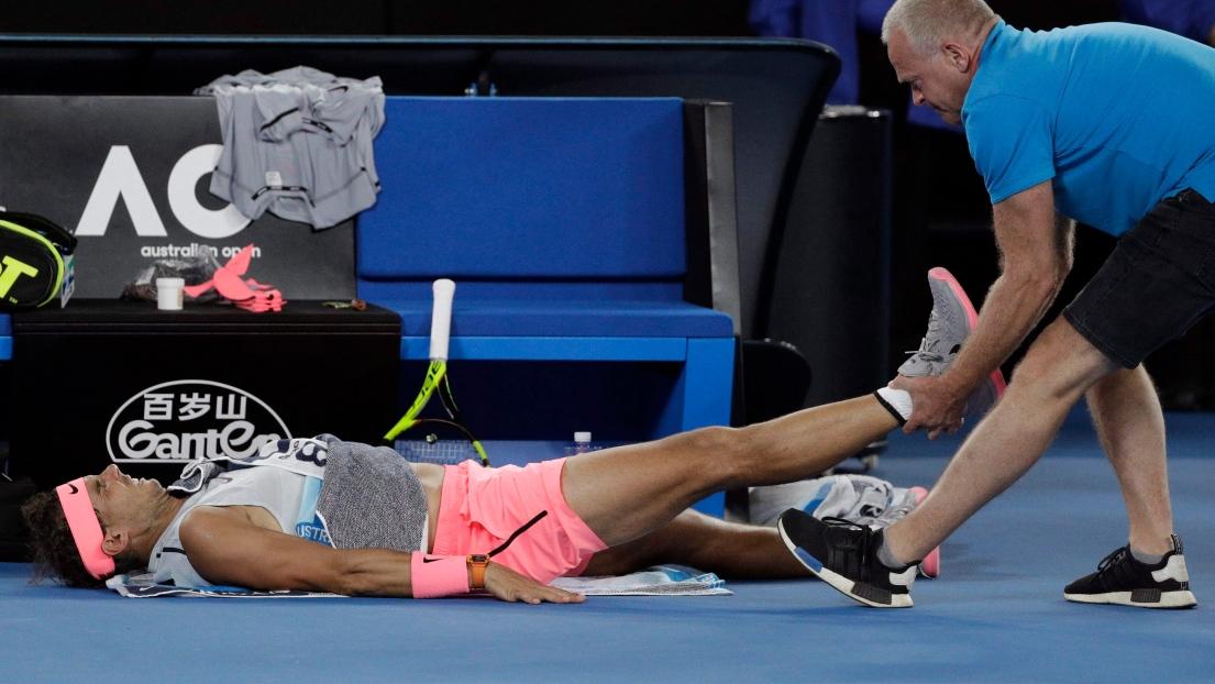 Nadal ramène l'Espagne à un partout face à l'Allemagne — Coupe Davis
