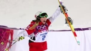 Les espoirs de médailles québécois