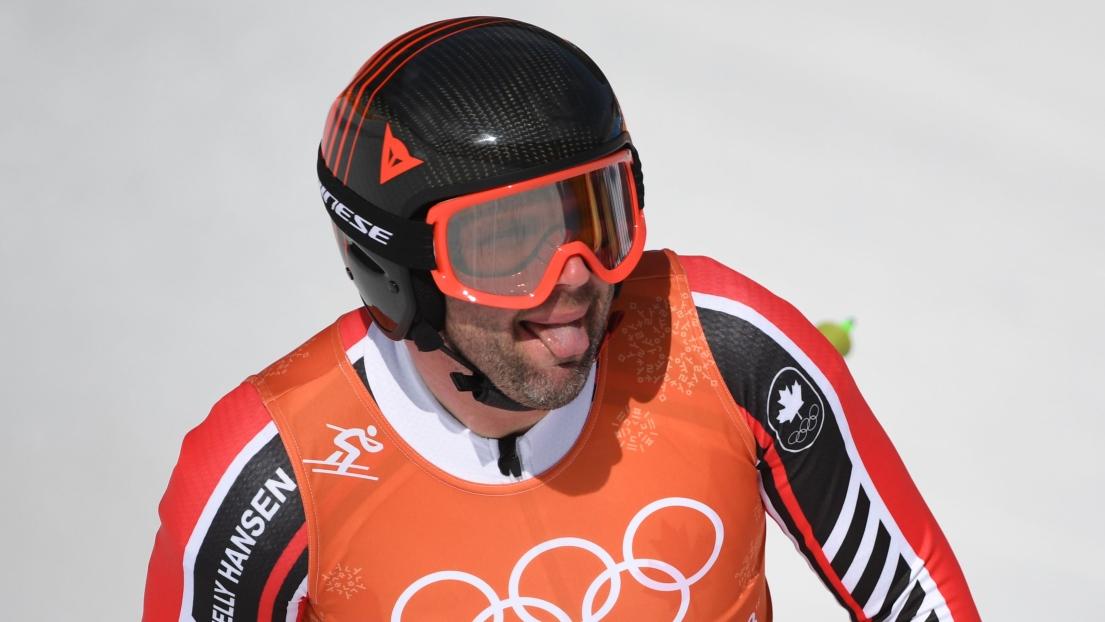 Ski alpin: La descente messieurs reportée à jeudi