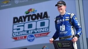 Daytona 500 : Bowman partira premier
