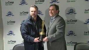 Un trophée au nom de Martin St-Louis