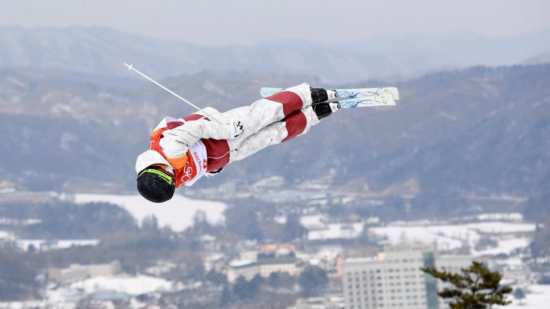 Marc-Antoine Gagnon se qualifie pour la finale des bosses — Olympiques