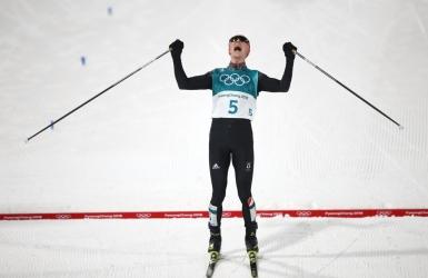 À travers les Jeux à PyeongChang