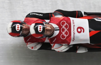 Luge double : Walker et Snith terminent 5es