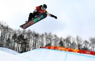 Hosking a savouré sa 1re expérience olympique