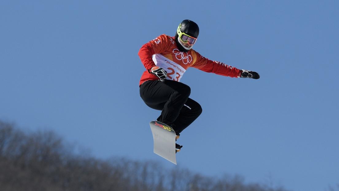 Jeux de Pyeongchang: Nouvelle médaille d'or pour la France en snowboardcross