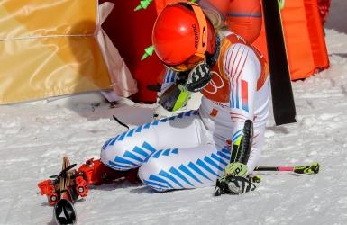 Slalom : Shiffrin émotive se couvre d'or