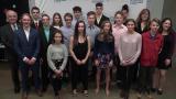 20 jeunes étudiants-athlètes prometteurs identifiés Espoir par leur fédération